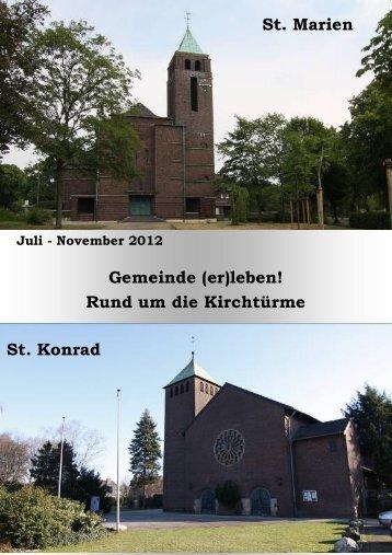 Gemeinde (er) leben! 02.2012 - St. Martinus Moers