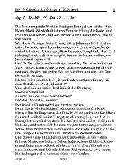 Sonntag, 5. Juni 2011 - St. Michael Weingarten