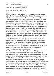 Donnerstag, 23. Juni 2011 - St. Michael Weingarten