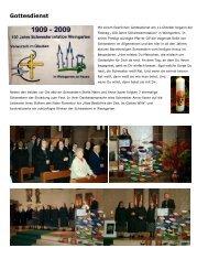 Gottesdienst - St. Michael Weingarten