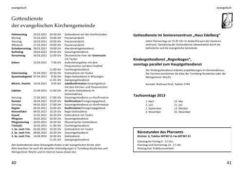 1/2013 - St. Michael Weingarten