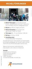 Flyer MichelEntdecker - St. Michaelis - Seite 2