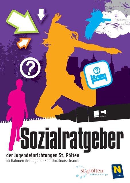 Sozialratgeber 2013 - St. Pölten
