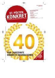 KONKRET-5-2013 Teil 1 - St. Pölten