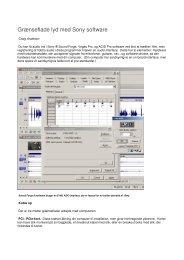 Vegas og Sound Forge lydkontroller.pdf