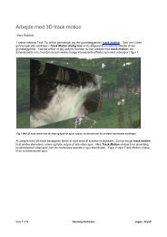 Arbejde med 3d.pdf - Hennings sider om videoredigering