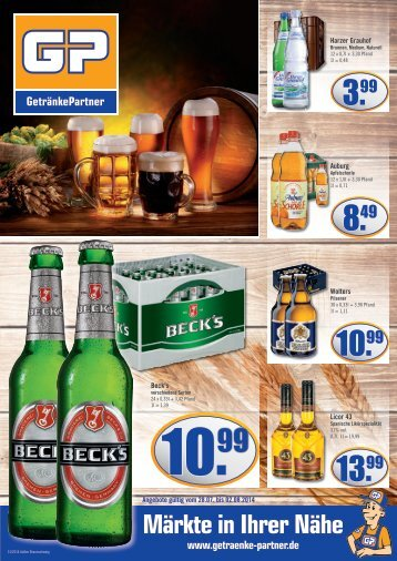 Getraenke-Partner.de Magazines