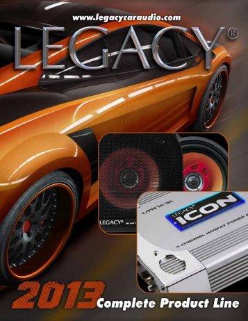 Legacy Catalog