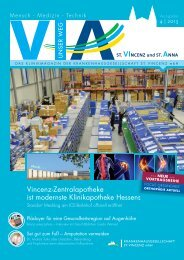 Ausgabe Nr. 4 / 2013 (5 MB) - St. Vincenz Krankenhaus Limburg