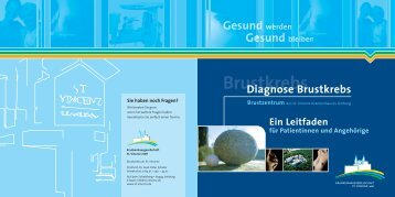 Brustkrebs - St. Vincenz Krankenhaus Limburg