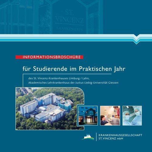für Studierende im Praktischen Jahr - St. Vincenz Krankenhaus ...