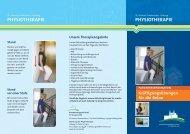 Kräftigungsübungen für die Beine - St. Vincenz Krankenhaus Limburg