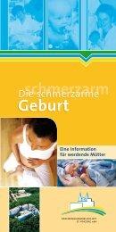 Geburt Geburt - St. Vincenz Krankenhaus Limburg