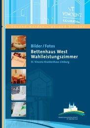 Bettenhaus West Wahlleistungszimmer - St. Vincenz Krankenhaus ...