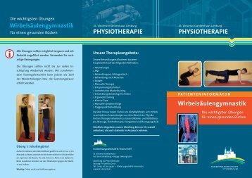 physiotherapie physiotherapie - St. Vincenz Krankenhaus Limburg