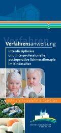 Schmerztherapie bei Kindern - St. Vincenz Krankenhaus Limburg