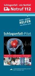 Schlaganfall-Pilot (PDF) - St. Vincenz Krankenhaus Limburg