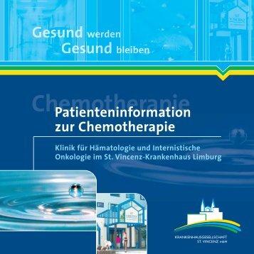 Chemotherapie - St. Vincenz Krankenhaus Limburg