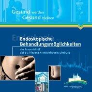 Endoskopie - St. Vincenz Krankenhaus Limburg