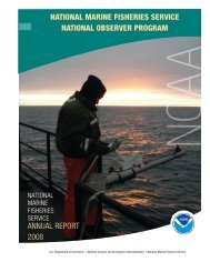 2008 - Office of Science and Technology - NOAA