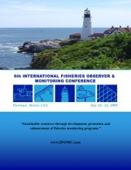 Panel Session Abstracts - Office of Science and Technology - NOAA