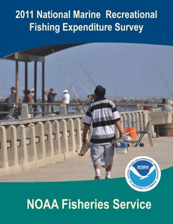 2011 National Marine Recreational Fishing Expenditure ... - NOAA