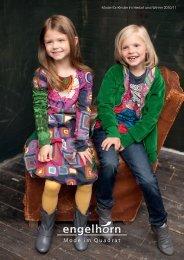Mode für Kinder im Herbst und Winter 2010/11 - Engelhorn