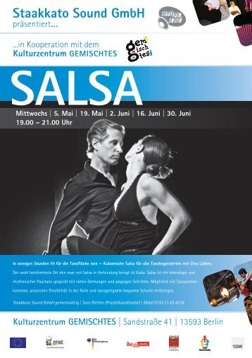 Salsa Workshop - staaken.info
