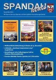 November-Ausgabe - staaken.info
