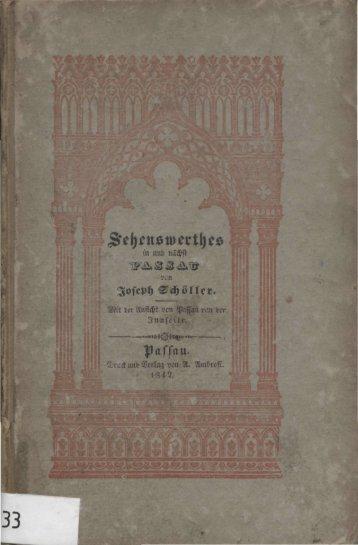 Untitled - in der Staatlichen Bibliothek Passau