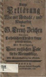 Erklärung - in der Staatlichen Bibliothek Passau