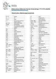 Historisches Abkürzungsverzeichnis (PDF, 198 kB) - Staatsarchiv