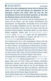 01 BLAUE GROTTE - Niedersächsische Staatstheater Hannover