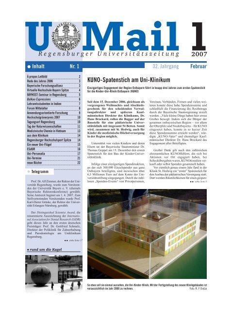 u-mail-2007-1 - Universit