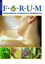 Aromatherapie und TCM Aromatherapie und TCM - Stadelmann Verlag