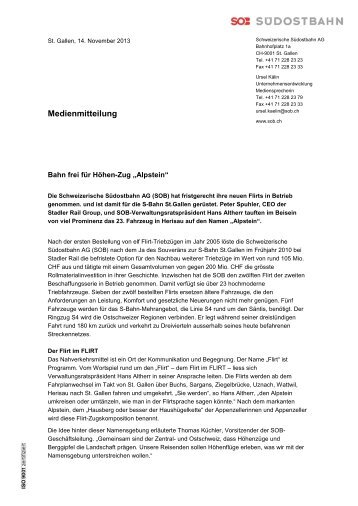 2013-11-14_SOB_Flirttaufe.pdf (Deutsch) - Stadler
