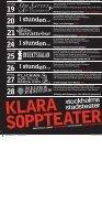 KONTRABASEN - Stockholms Stadsteater - Page 2