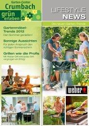 LifestyLe News - Crumbach Garten-Center