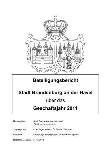 Bet.bericht_2011 - Brandenburg an der Havel
