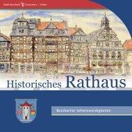 Geschichte des ehrwürdigen Gebäudes - Stadt Butzbach