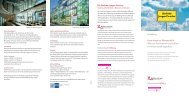 Einladungsflyer mit Programmübersicht (PDF) - Stadt der jungen ...