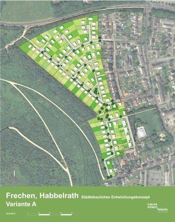 Frechen, Habbelrath - Stadt Frechen