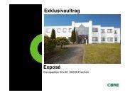 Exposé Europaalee 50 52, 50226 Frechen ... - Stadt Frechen