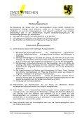 Satzung über Erlaubnisse und Gebühren für ... - Stadt Frechen - Page 2