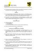 Satzung über Erlaubnisse und Gebühren für ... - Stadt Frechen - Page 4