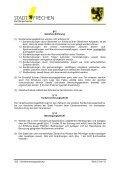 Satzung über Erlaubnisse und Gebühren für ... - Stadt Frechen - Page 5