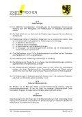 Satzung über Erlaubnisse und Gebühren für ... - Stadt Frechen - Page 6