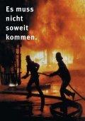 Broschüre zur Brandschutzschulung Feuer · Unfall ... - Stadt Frechen - Page 2