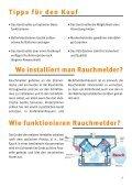 Broschüre zur Brandschutzschulung Feuer · Unfall ... - Stadt Frechen - Page 7