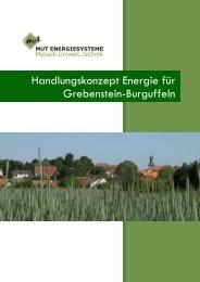 Handlungskonzept Energie für Grebenstein-Burguffeln